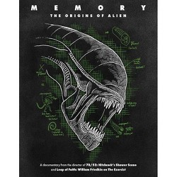 Memory: The Origins of Alien (Blu-ray)