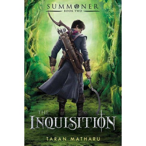 The Inquisition - (Summoner Trilogy, 2) by  Taran Matharu (Paperback) - image 1 of 1