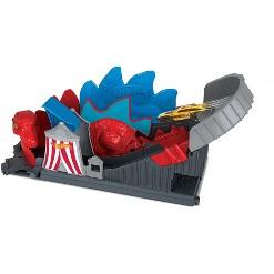 Hot Wheels City Dino Coaster Attack Playset