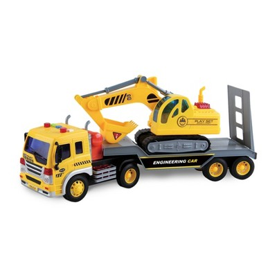 Maxx Action Long Haul Excavator Transport Vehicle
