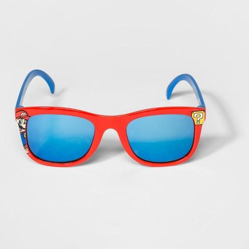085cbe8ea3d Boys  Super Mario Sunglasses - Red. Shop all Sun-Staches
