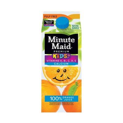 Minute Maid Premium Kid's + Orange Juice Drink - 59 fl oz