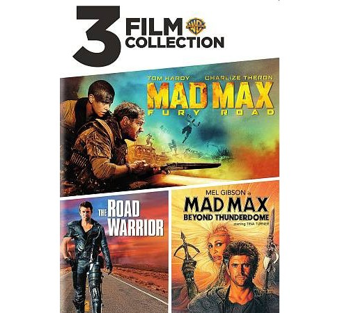 3 Film Collection:Mad Max (DVD) - image 1 of 1