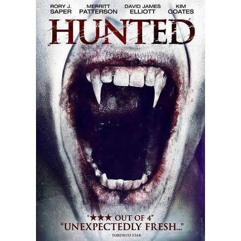 Hunted (DVD) - image 1 of 1