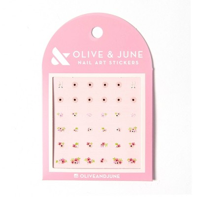 Olive & June Nail Art Stickers - Everyday Bouquet