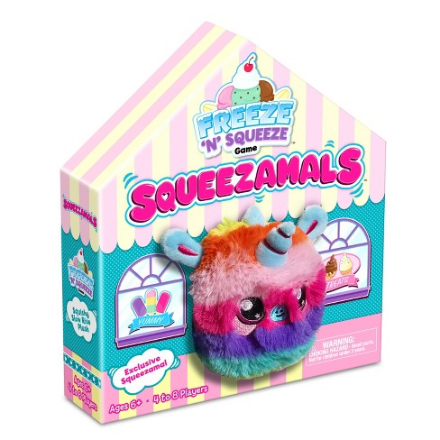 Squeezamals Freeze 'N' Squeeze Game by Big G - image 1 of 3