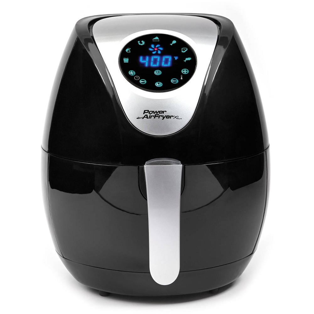 Image of As Seen on TV 2.4qt Power AirFryer XL, Black
