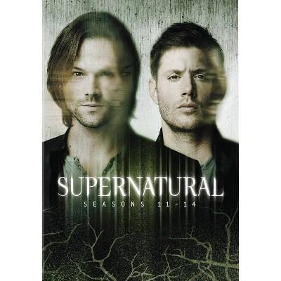 Supernatural: Seasons 11-14 (DVD)(2020)