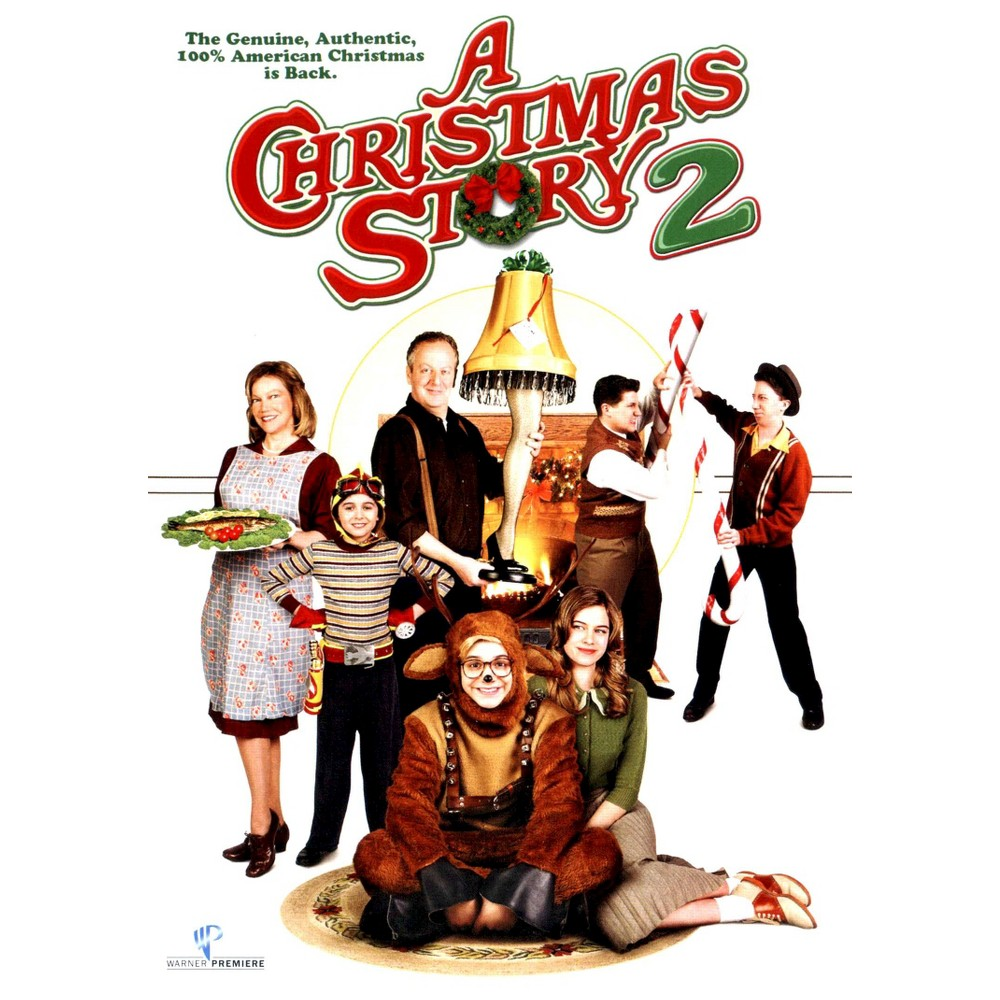 A Christmas Story 2 (Includes Digital Copy) (UltraViolet) (dvd_video)