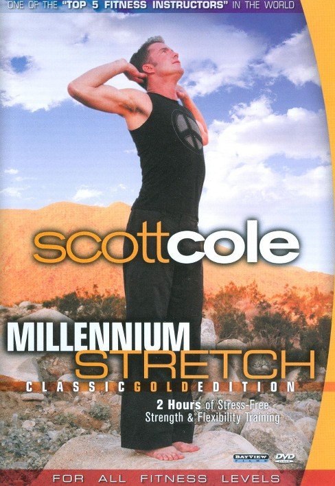 Scott cole:Millennium stretch (DVD) - image 1 of 1