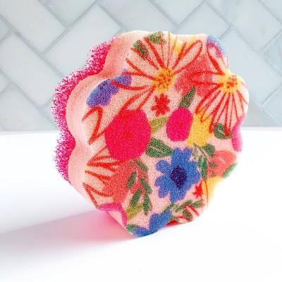 Bright Box Ergo Scrub + Wipe - Pink