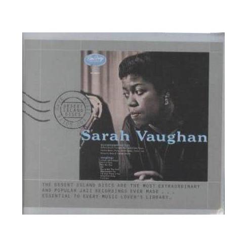 Sarah Vaughan - Sarah Vaughan With Clifford Brown (CD) - image 1 of 1