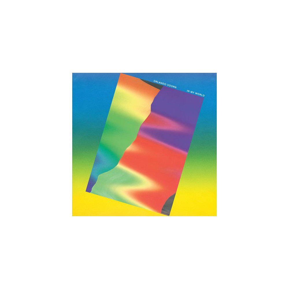 Orlando Voorn - In My World (Vinyl)