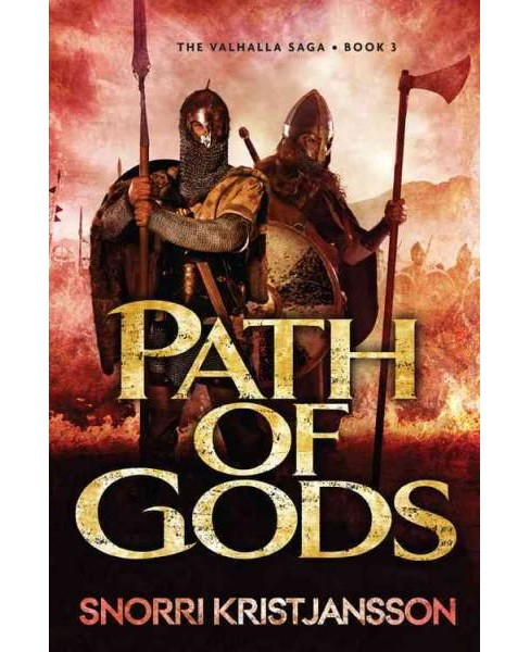 Path of Gods (Hardcover) (Snorri Kristjansson) - image 1 of 1