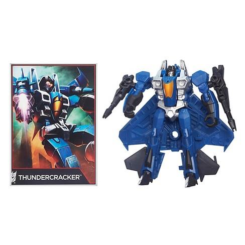 Transformers Generations Legends Class Thundercracker Figure. Shop all Hasbro
