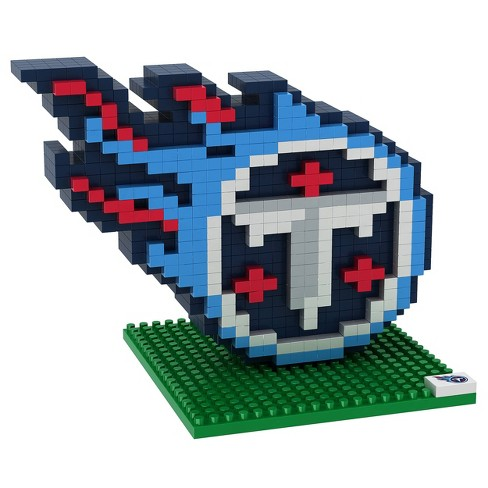 NFL Tennessee Titans BRXLZ Mascot Figure 1000pc - image 1 of 1