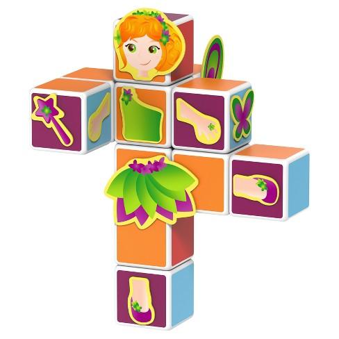 Geomag Magicube - Princess - 11 Piece Magnetic Building Blocks - image 1 of 4