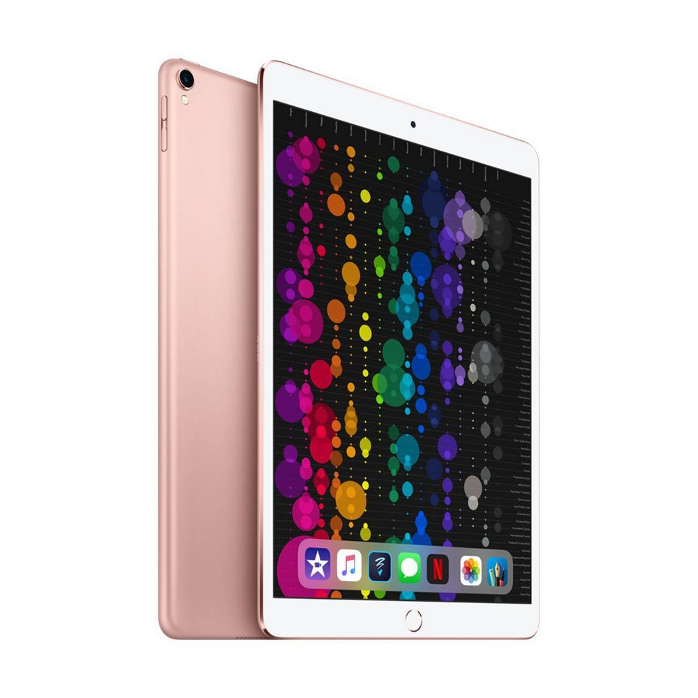 Apple iPad Pro 10.5-inch 512GB Wi-Fi Only (2017 Model, MPGL2LL/A) - Rose...
