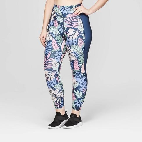 3837c2fa26c Women s Plus Size High-Waisted 7 8 Reversible Leggings - JoyLab ...