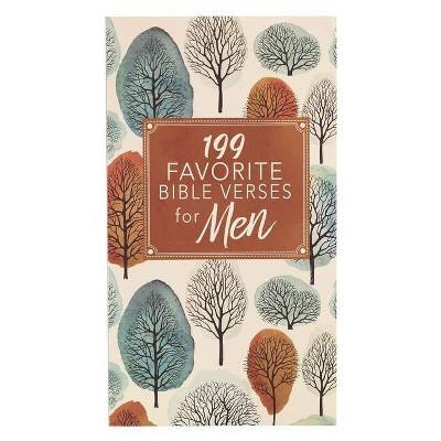 Book Softcover 199 Favorite Bible Verses for Men - (Paperback)