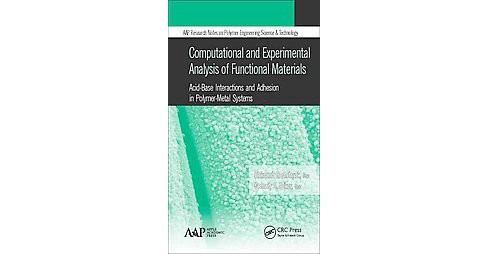 Computational and Experimental Analysis of Functional Materials (Hardcover) - image 1 of 1