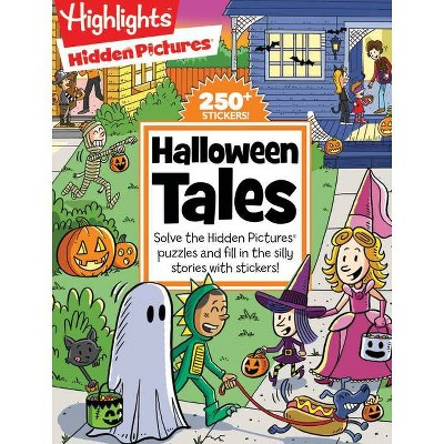 Halloween Tales - by Highlights (Paperback)