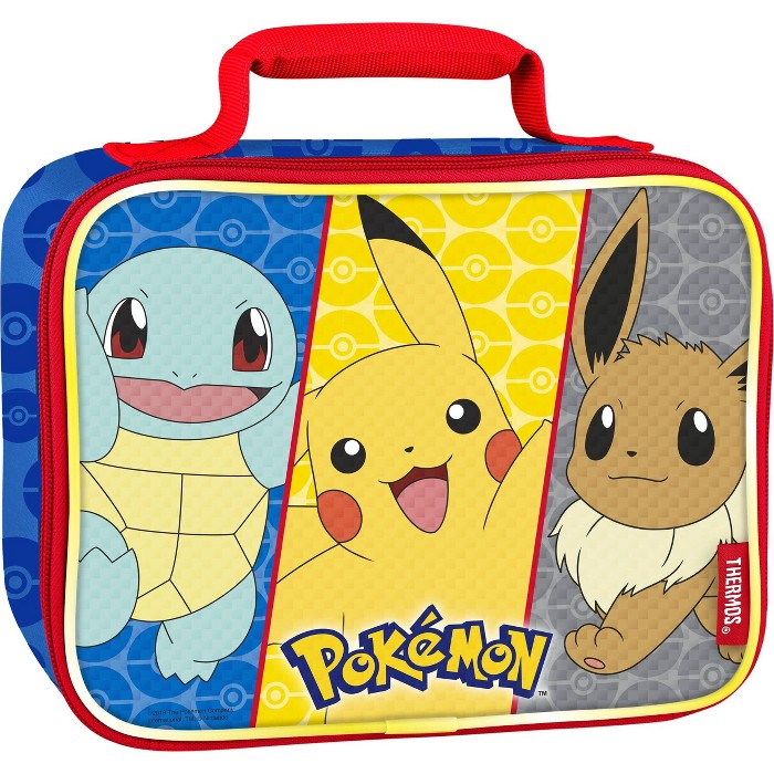 Thermos Pokemon Lunch Bag - Blue - image 1 of 3
