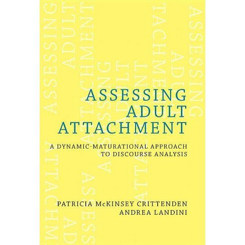 Assessing Adult Attachment - by  Patricia McKinsey Crittenden & Andrea Landini (Hardcover) - image 1 of 1