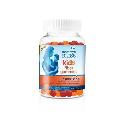 Mommy's Bliss Kids Fiber Gummies - 60ct