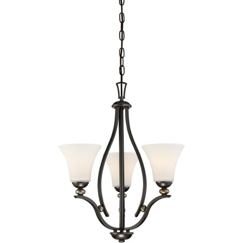 Minka Lavery 3283-589 3 Light One Tier Chandelier from the Shadowglen Collection - image 1 of 1