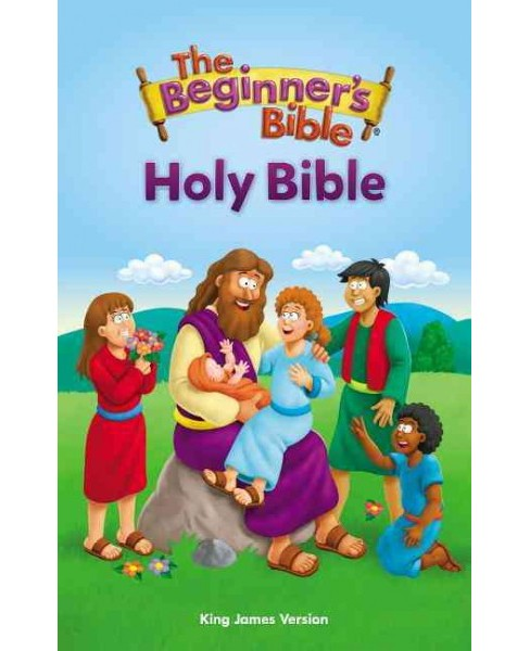 Holy Bible : King James Version, The Beginner's Bible, Reference Edition, Giant Print (Large - image 1 of 1