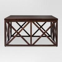 Target.com deals on Dixfield Wood Coffee Table Espresso