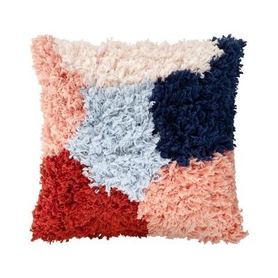 Square Tufted Shag Pillow - Opalhouse™