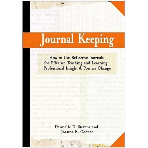 Journal Keeping - by  Dannelle D Stevens & Joanne E Cooper (Paperback) - image 1 of 1