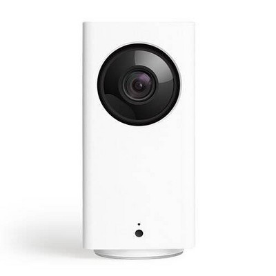 Wyze Cam Pan 1080p Pan/Tilt/Zoom Wi-Fi Indoor Smart Home Camera
