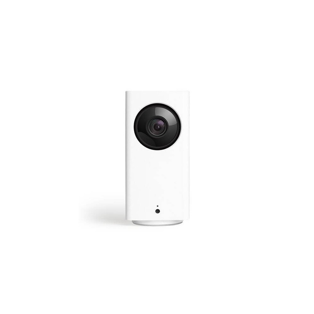 Wyze Cam Pan 1080p Pan/Tilt/Zoom Wi-Fi Indoor Smart Home Camera, White