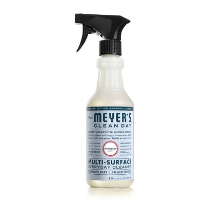 Mrs. Meyer's Clean Day All Purpose Cleaner - Snow Drop - 16 fl oz