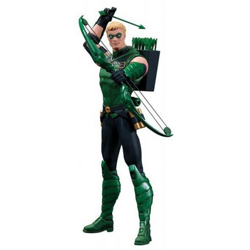 DC Justice League The New 52 Green Arrow Action Figure - image 1 of 4