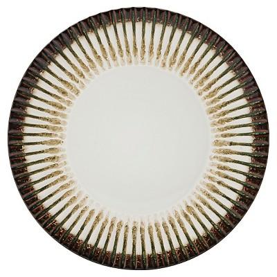 Round Dinner Plates Ridge Set of 4 - Pfaltzgraff Expressions