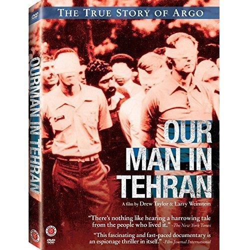 Our man in tehran (DVD) - image 1 of 1