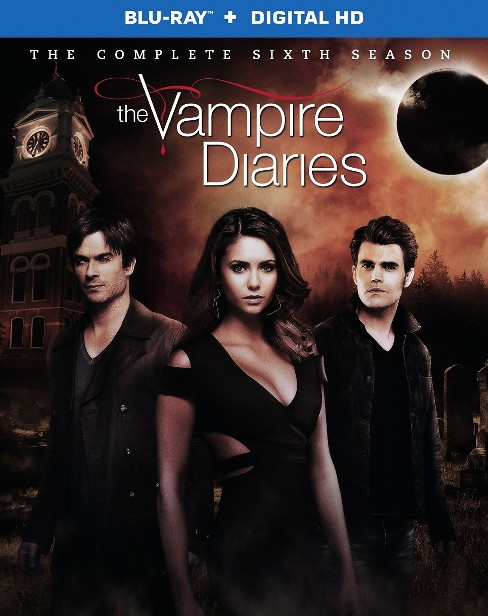 The Vampire Diaries: The Complete Sixth Season (Blu-ray) - image 1 of 1