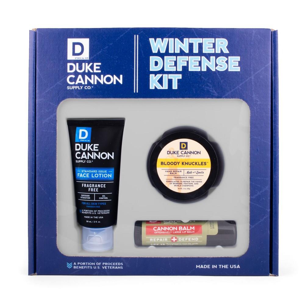 Duke Cannon Winter Defense Kit