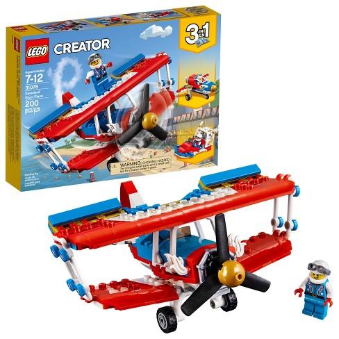 LEGO Creator Daredevil Stunt Plane 31076 - image 1 of 6