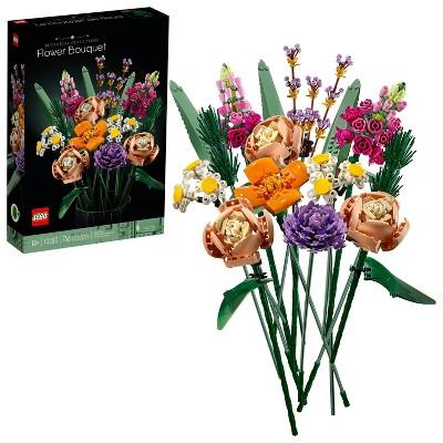 LEGO Flower Bouquet Building Kit 10280