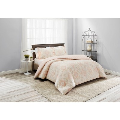 Ahana Bedding and Bath Collection - Marble Hill