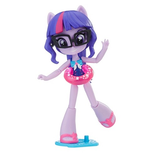 My Little Pony Equestria Girls Beach Collection Twilight Sparkle - image 1 of 5