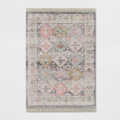 Geometric Printed Tile Persian Rug - Opalhouse™