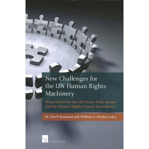 New Challenges for the Un Human Rights Machinery - (Paperback) - image 1 of 1