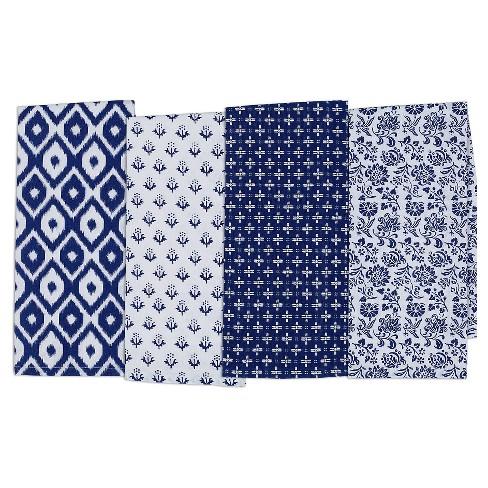 4pk Market Kitchen Towels - Design Imports - image 1 of 4