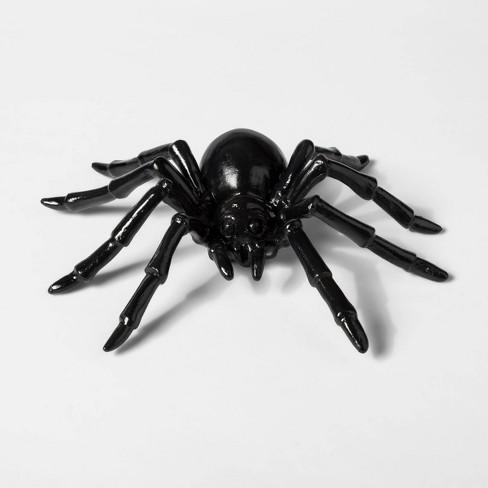 Spider Decorative Halloween Prop Black - Hyde & EEK! Boutique™ - image 1 of 1
